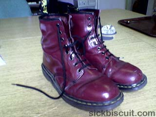 Old Ox Blood Docs