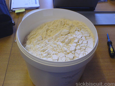 Bulk Powders - Unflavoured Whey