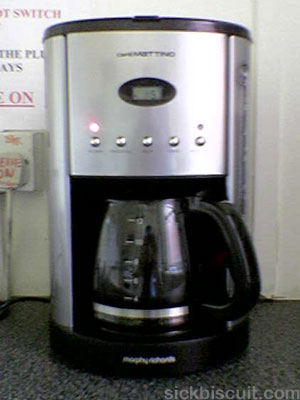 New Filter Coffee Machine